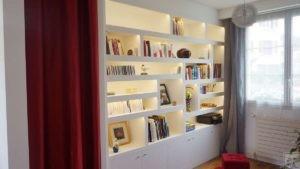 Bibliothèques sur mesure paris essonne