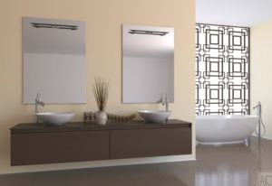 Placard salle de bain sur mesure